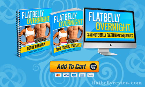 Flat Belly Overnight Program by Andrew Raposo Reviews